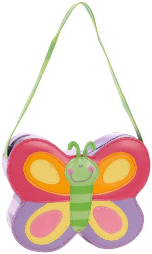 Purse Handbag Girls (Stephen Joseph Go Go Purse, Butterfly)