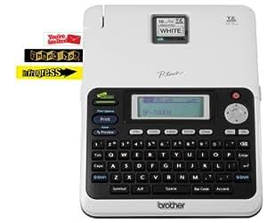 Brother Desktop Office Labeler with Carry Case (PT2030VP)