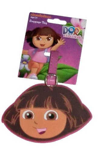 Explorer Luggage Tag (Dora the Explorer I.D. Tag - Luggage Tag)