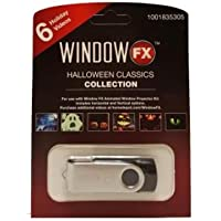 WindowFX Halloween Classics Collection 6 Video USB