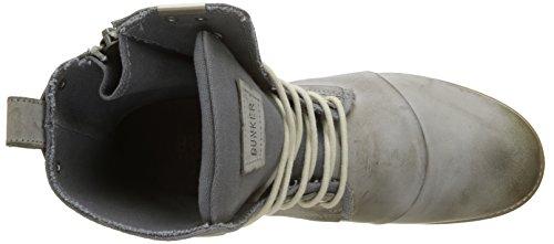 Bunker Jpor, Bottes et Bottines Classiques Homme Gris (Grey)