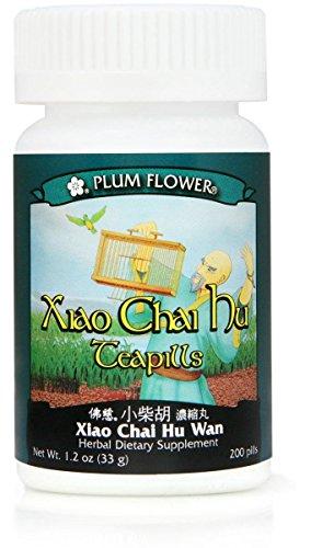 Mayway - Xiao Chai Hu Wan (Minor Bupleurum), 200 Teapills (Xiao Chai Hu Wan Tang)