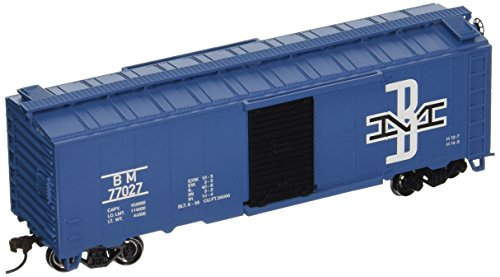 Bachmann Trains Boston and Maine 40' Box ()