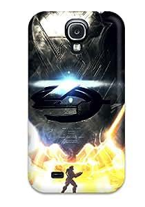 Galaxy S4 Hard Back With Bumper Silicone Gel Tpu Case Cover Halo IMZB6U0BVSZYX4N8