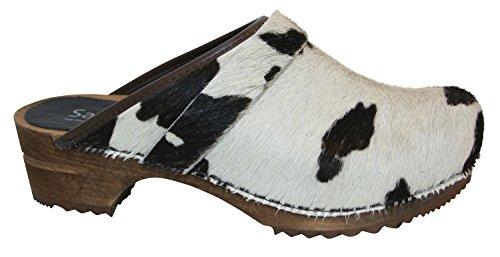 Sanita Mens Wood Casper Cow 44 ()