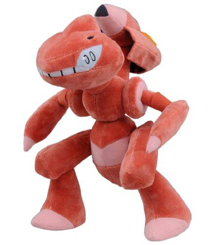 Pokemon pose change Stuffed Red Genosekuto by Takara Tomy