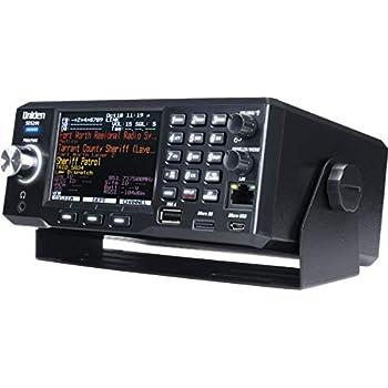 Uniden SDS200 True I/Q TrunkTracker X Base/Mobile Scanner, SAME Weather  Alert