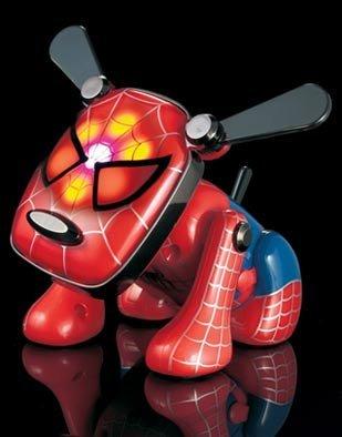 Spi-dog Musical Companion and Robot Tiger Electronics