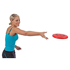 VOLLEY® SOFT SAUCER Schaumstoff Frisbee (rot)