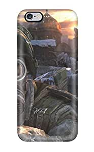 Hot 5050524K53386144 durable Protection Case Cover For Iphone 6 Plus(metro 2033)