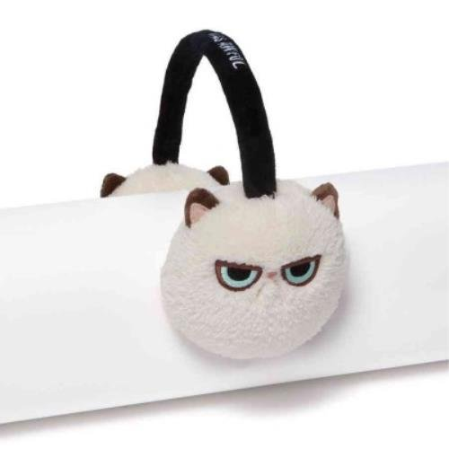 Grumpy Cat Earmuffs -