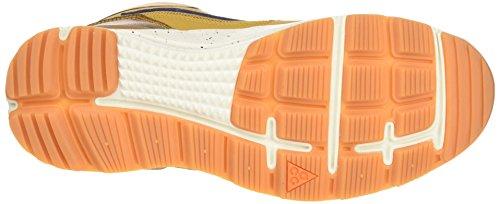 Nike Stasis ACG GS - Botas de hiking para niño, color naranja / azul / blanco
