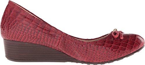 Bomba Cole Haan Tali Grand Lac Wdg40 Tango Red Croc Print