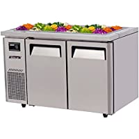 JBT48 11 cu. ft. J Series-Buffet Display Table with Side Mount Compressor Unit Efficient Refrigeration System Hot Gas Condensate System High Density PU Insulation and Adjustable Shelves: Stainless Steel