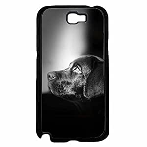 Dog Is a Man's Best Friend TPU RUBBER SILICONE Phone Case Back Cover Samsung Galaxy Note II 2 N7100