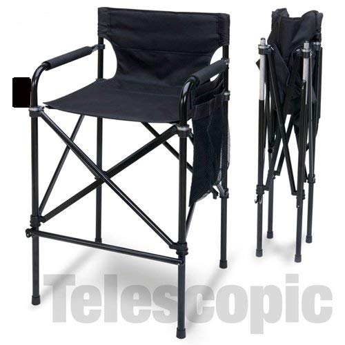 HOUDINI SUPER COMPACT TALL DIRECTOR CHAIR-