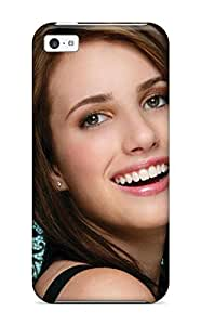 High Quality Emma Roberts?wallpaper Case For Iphone 5c / Perfect Case