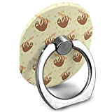 Phone Stand Sloth Baby Sloth Ring Mobile Phone Holder Adjustable 360° Rotation Finger