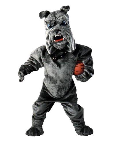 [Bully Bulldog Mascot Costume] (Alinco Costumes)