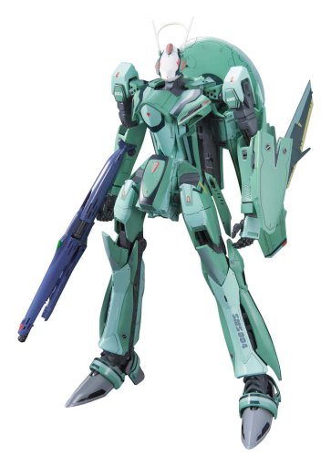 Macross Bandai Transformable Model Kit 1/72 Scale RVF-25 Messiah Valkyrie Luca Custom with (Macross Valkyrie Collection)