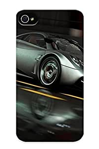 Awesome Case Cover/iphone 4/4s Defender Case Cover(pagani Huayra Project Cars) Gift For Christmas