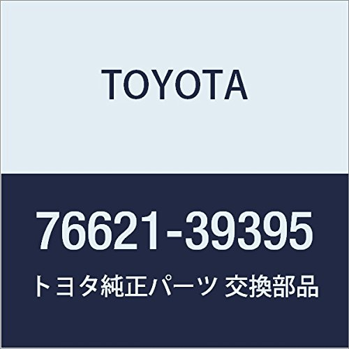 TOYOTA 76621-39395 Body Mudguard