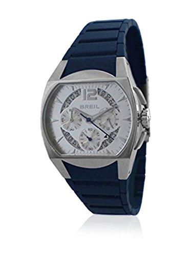 Breil Reloj analogico para Hombre de Cuarzo con Correa en Caucho BW0114: Amazon.es: Relojes