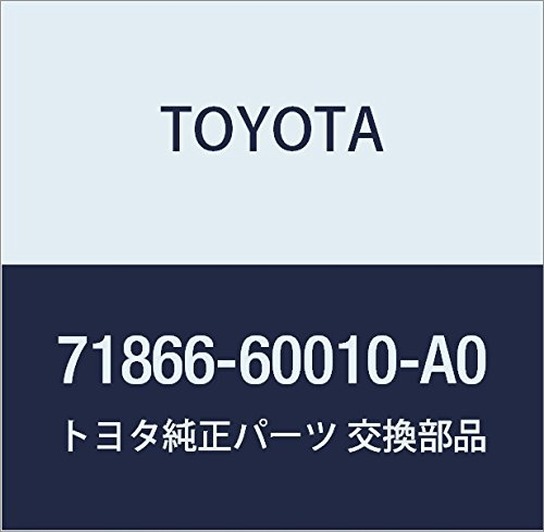TOYOTA 71866-60010-A0 Seat Cover
