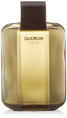 Quorum By Puig For Men. Aftershave 3.4 Ounces