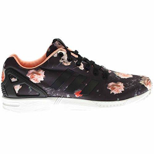 fac71c38864e adidas zx flux black orange adidas zx flux womens shoes carbon black semi  flash orange b34010 11 b
