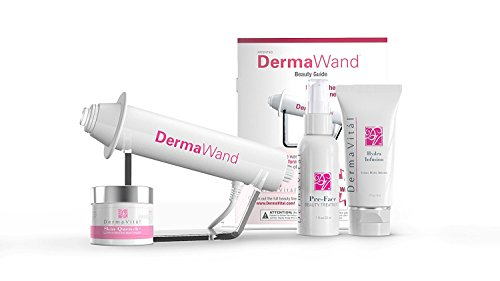 Dermawand Ultimate Anti Ageing Beauty System Suitable For Use On