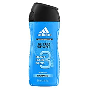 Adidas After Sport 3-in-1 Shower Gel, 400ml