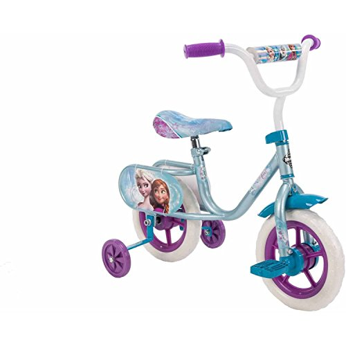 "Huffy 10"" Girl's Bike - Disney Frozen"