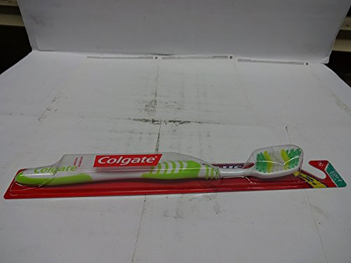 Colgate Plus Toothbrush Full Head For Adult Soft - 1 each, Pack of - Colgate Plus Toothbrush