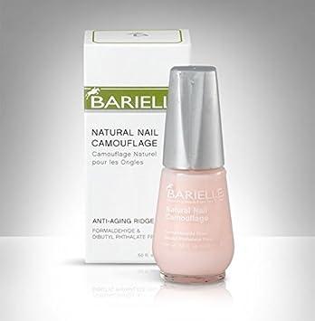 Amazon.com: Barielle Natural Nail Camouflage .5 oz.: Health ...