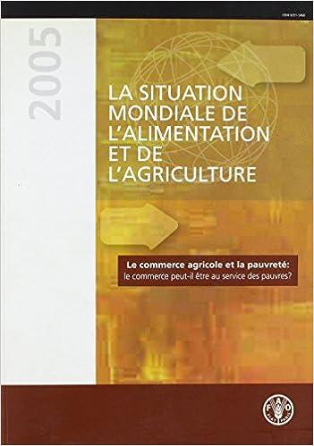 Livres gratuits La Situation Mondiale De L'alimentation Et De L'agriculture 2005 pdf, epub ebook