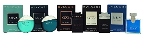 Bvlgari Gift Collection Mini Gift Set for Men
