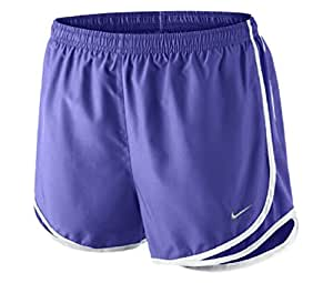 Nike Tempo Women's Running Shorts, 520-Persian Violet/Matte Silver, Extra Small
