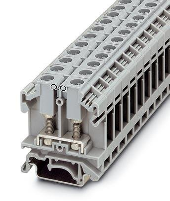 Amazon com: DIN Rail Terminal Blocks OTTA 6 (1 piece