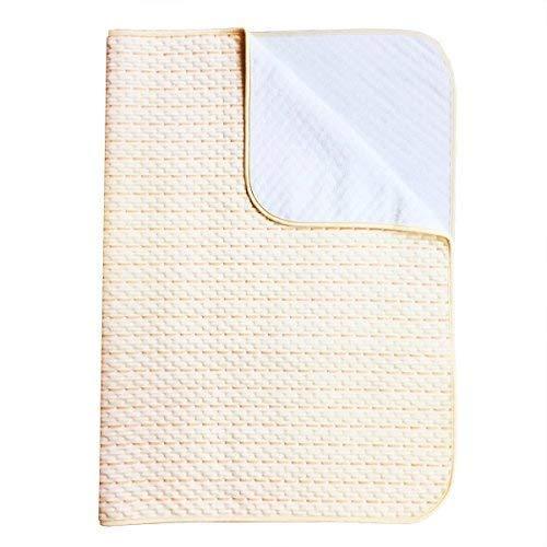 OFKPO Washable Waterproof Sheet Bed Pad, Mattress Protector Baby Kids Adults