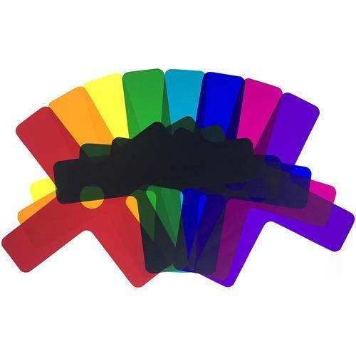 Flashgels Creative Color Gel Kit for Godox AD360, AD200, Flashpoint Streaklight, and eVOLVStrobes by FlashGels