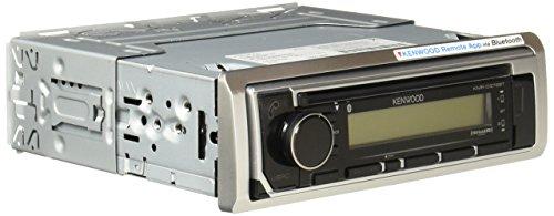 Kenwood KMRD372BT Marine In-Dash CD Bluetooth Receiver