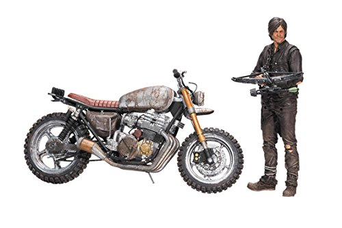 Walking Dead Daryl Dixon with New Bike Action Figure