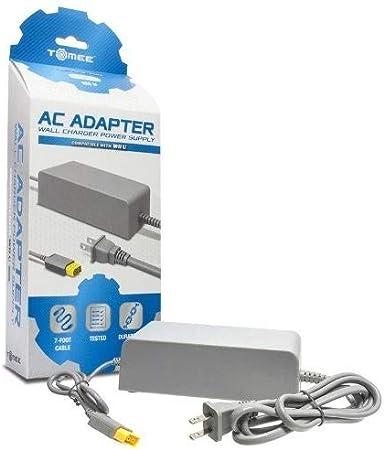 Amazon.com: Tomee - Adaptador de CA para consola Wii U ...
