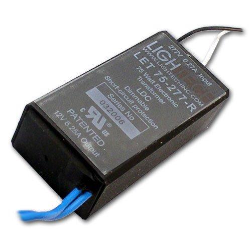 75 watt electronic transformer - 9