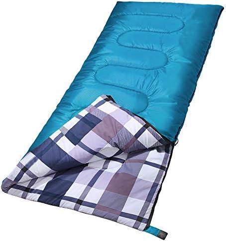 SONGMICS Sleeping Bag, 3-Season Outdoor Camping, for Adults
