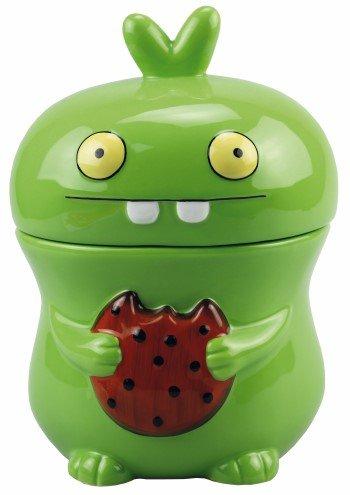 Uglydoll 02494 Cookie Jar Babo, grün