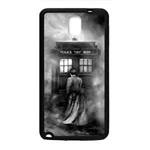 Gloomy Doctor Who Fashion Comstom Plastic case cover For Samsung Galaxy Note3 by icecream design