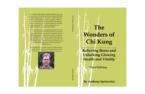 The Wonders of Chi Kung: Relieving Stress and Unlocking Glowing Health and Vitality