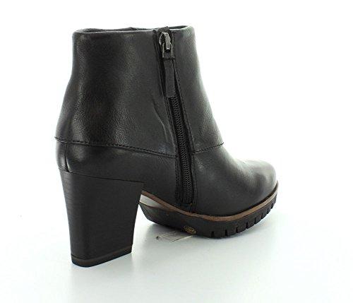 Tamaris 25391 - botas de cuero mujer negro - Schwarz (schwarz (BLACK001))